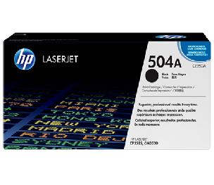 Mực in HP 504A Black Laserjet Toner Cartridge (CE250A)