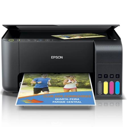 Máy in màu wifi Epson L3150 đa chức năng