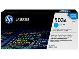 Mực in HP 503A Cyan LaserJet Toner Cartridge(Q7581A)