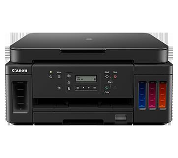 Máy in phun màu đa chức năng Canon G6070