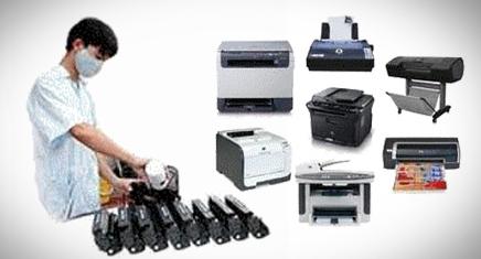 Các loại mực in dành cho máy in Canon