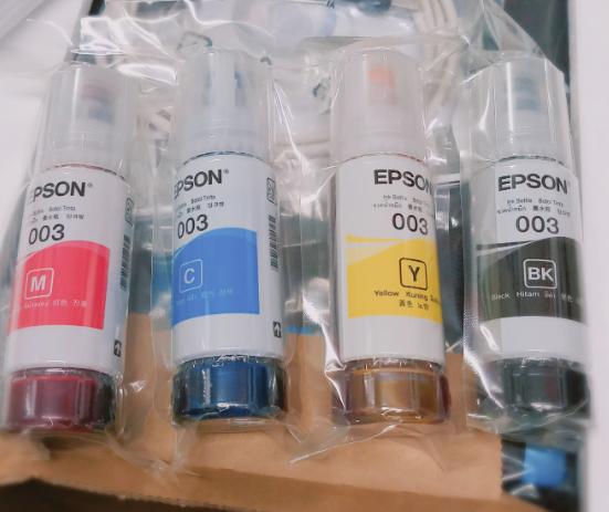 Mực zin bóc máy Epson 3110