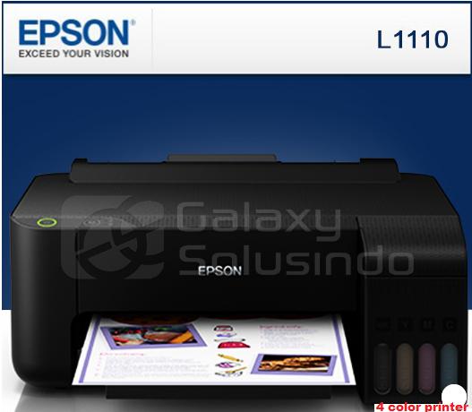 Máy in phun màu đơn năng A4 Epson L1110