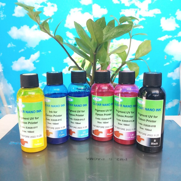 Mực sạch không phai CNI Pigment Loại 1