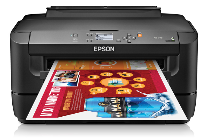 Máy in màu Epson WF7110