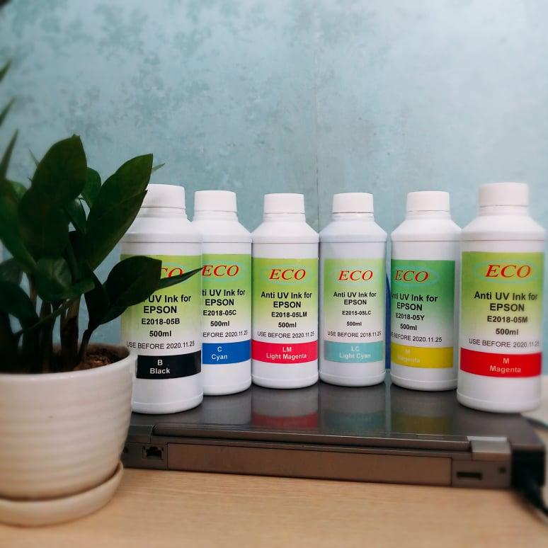 Mực in màu Eco chất lượng cao cho máy in Canon