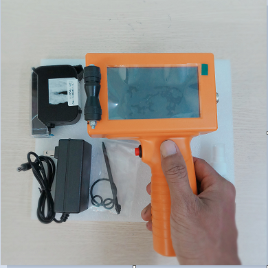 Máy in date cầm tay cao cấp tx733
