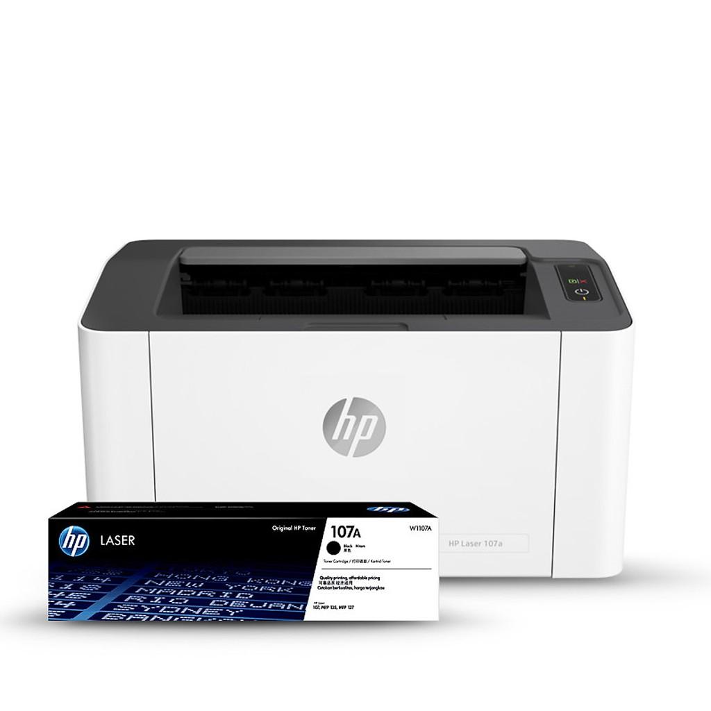 Máy in Laser đen trắng HP 107W
