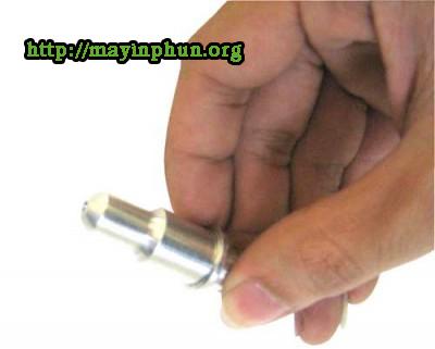 Cách gắn lưỡi dao cắt cho máy cắt  chữ decal các loại