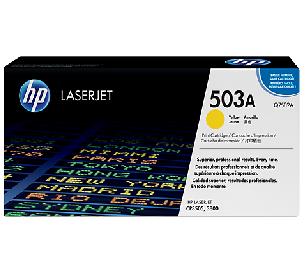 Mực in HP 503A Yellow LaserJet Toner Cartridge(Q7582A)