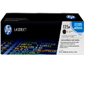 Mực in HP 125A Black LaserJet Toner Cartridge (CB540A)