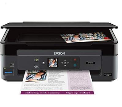 Máy in phun màu đa năng Epson xp340