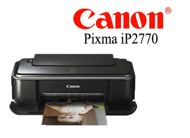Máy in màu - Canon PIXMA iP2770